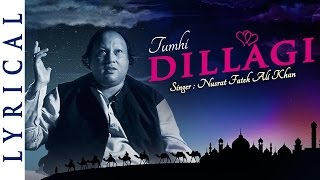 tumhe dillagi original song by nusrat fateh ali khan full song with lyrics musical maestros