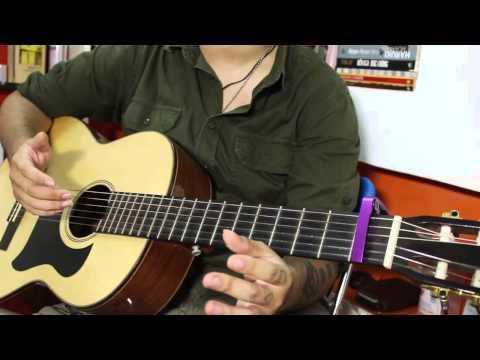 [Guitar]Hướng dẫn: Bốn chữ lắm - Trúc Nhân ft. Trương Thảo Nhi