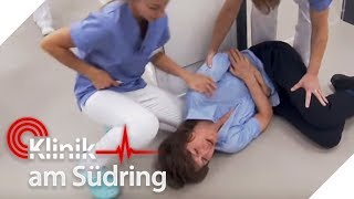 Schlimme Periode: Es tut so weh und blutet so stark! |  Klinik am Südring | SAT.1 TV