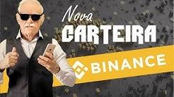 🎯 BITCOIN- Nova carteira para criptomoedas da binance Trust Wallet #bitcoin #epacoin