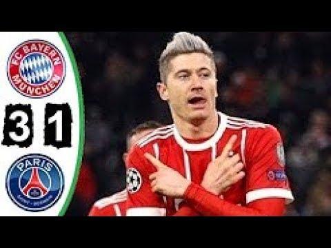 Download Bayern Munich 3 - 1 PSG | Champions League | 05/12/2017