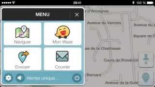[TEST] Waze - Le GPS social