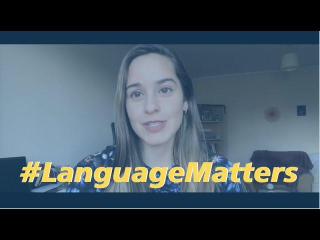 Language Matters Diabetes