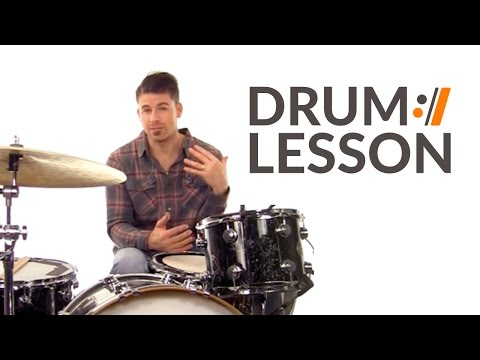 How He Loves - David Crowder Band // Drum Tutorial