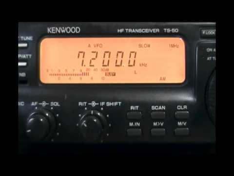 Radio Omdurman (Omdurman, Sudan) - 7200 kHz