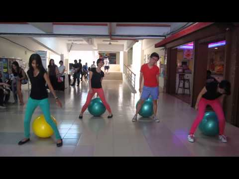 Inti's World Physiotherapy Day - 2013 Performance 1