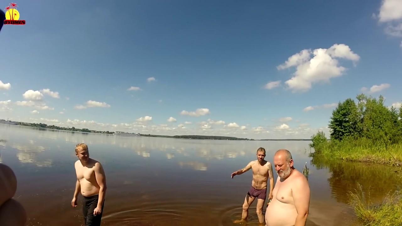 Берег Волга, у Калязина ,Рыбалка на Волге,Отдых на Волге.