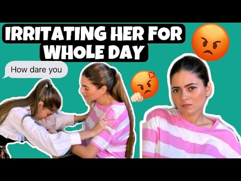 Download IRRITATING MY ELDER SISTER FOR WHOLE DAY @Shilpa Chaudhary    KAJAL CHOUDHARY