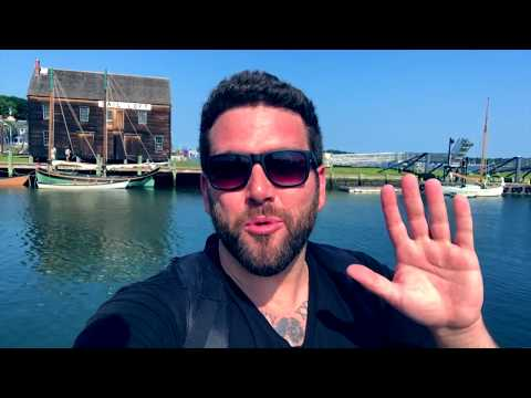 30th Annual Maritime Festival - Salem Vlog 3