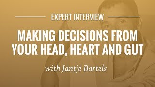 Making Choices From Your Head, Your Gut & Your Heart with Gabriel Gonsalves