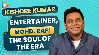 "A.R.Rahman on REMAKES of his songs: ""Some of them are DISRESPECTFUL and wrongly...""