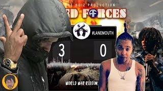 Gage Go Hard And Direct At Alkaline And Shane O In Allied Forces