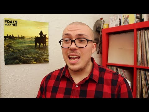Foals - Holy Fire ALBUM REVIEW