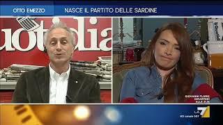 """Sardine, Marco Travaglio: """"sprovvedute Ad Andare Nella Bocca Dello Squalo, Il Capitalista ..."""