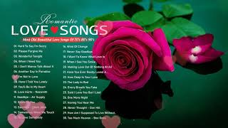 Classic Love Songs 70's 80's 90's 💕 Most Old Beautiful Love Songs 80's 90's 💕