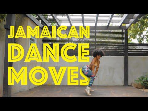 Dancehall Dance Moves