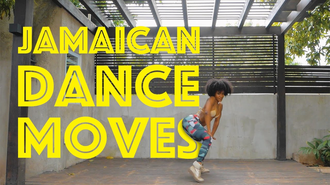 Dancehall Dance Moves