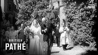 The Kaiser's Grand Daughter Weds Gi - Better Version. (1949)