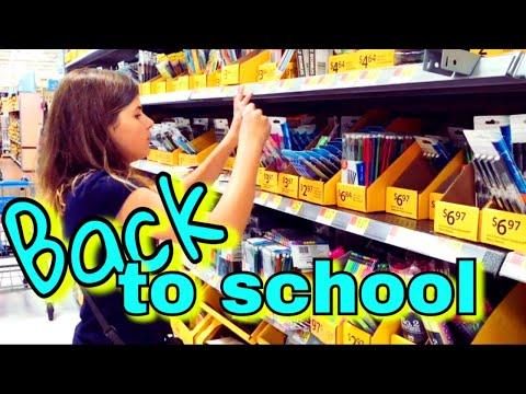Back to school Aмериканская канцелярия для школы США   / shopping  :))