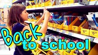 Back to school 2017! Aмериканская канцелярия для школы США  2017 / shopping  :))(, 2017-07-27T05:53:43.000Z)