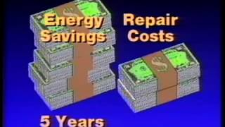 Why look at your ducts when replacing AC system