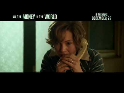 Tout l'argent du monde teaser - Christopher Plummer