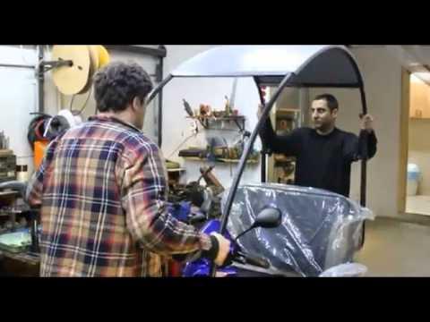 צעיר קלנועית יד 2 - חשמלית ריידר - YouTube BD-01