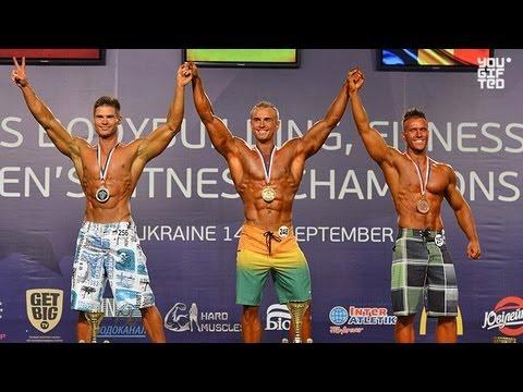 Денис Гусев на Мировой арене фитнеса!