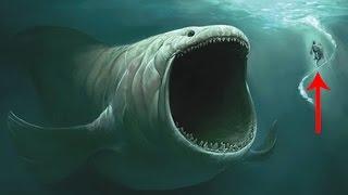 Los 10 Animales MÁS ATERRADORES  Encontrados en las Profundidades del Mar