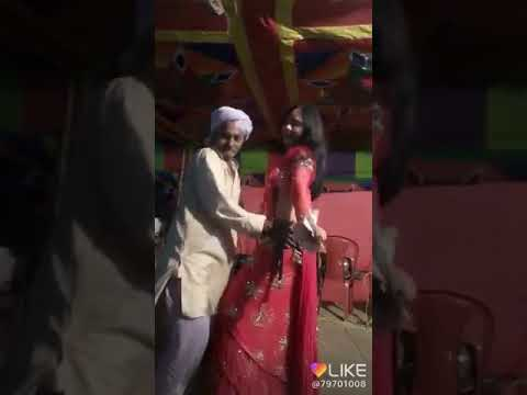 letest dance desi baba with women thumbnail