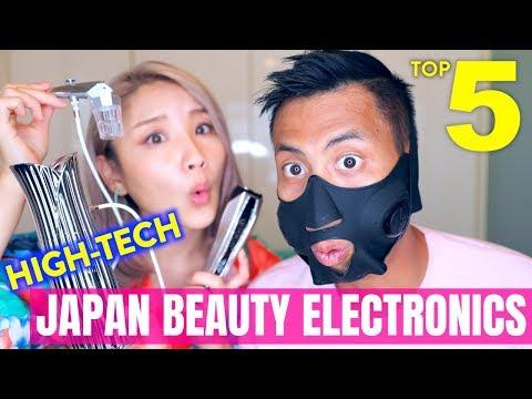Trying High-Tech Japanese Beauty Gadgets
