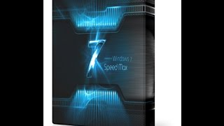 Best windows 7 modded editions #4: Windows 7 Speed Max edition x86