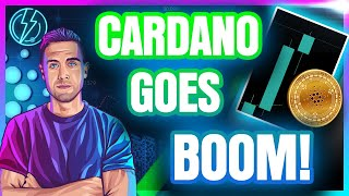 Cardano Price Explodes As ADA Approaches All Time High!
