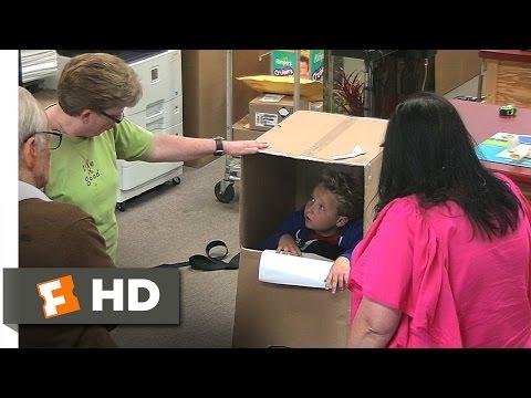 Jackass Presents: Bad Grandpa (6/10) Movie CLIP - Shipping Billy (2013) HD