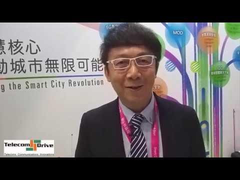 SmartCityExpo Telecom Innovations: Vincent Tsai, MD, Enterprise Business, Chunghwa Telecom