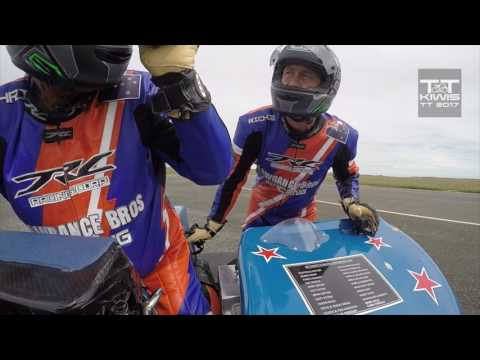 TT 2017 - NZ Throttle Blacks - Jurby Testing