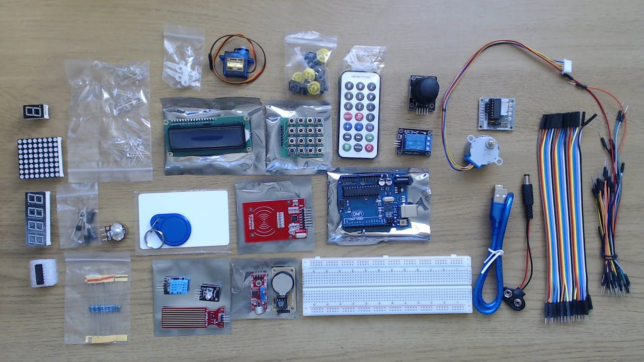 Keyes rfid system learning kit arduino introduction