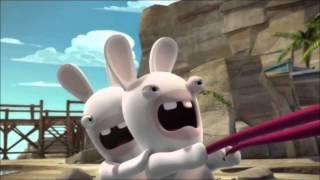 Бешеные кролики Вторжение 1 серия