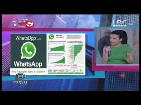 Sarah Hourany- Why did Facebook buy WhatsApp?