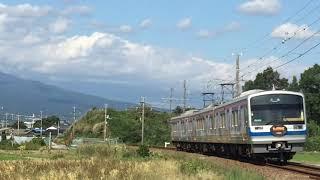 伊豆箱根鉄道 三島二日町⇒大場を行く7000系
