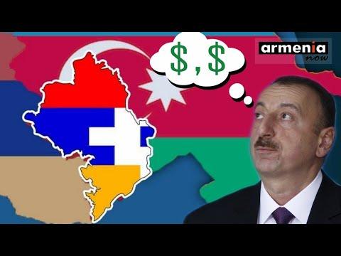 Арцахский конфликт: Алиев не готов к миру.