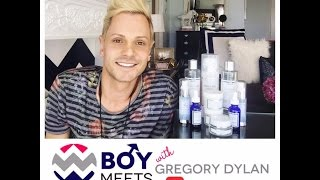 New Products at My Skin Studio!   Meet DermAware!   Boy Meets Beauty with Gregory Dylan