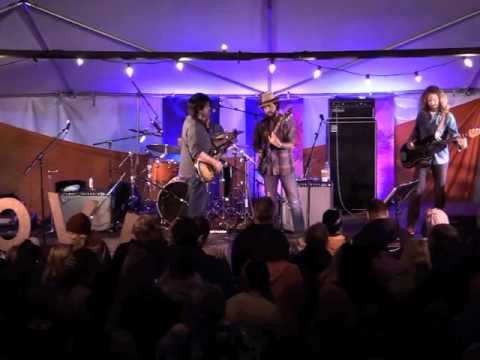 Jackie Greene@ the 4 Peaks Music Festival 3