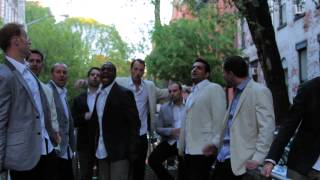 Straight No Chaser - Rolling In The Deep (music video)