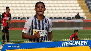 Resumen: Alianza Lima vs. FBC Melgar (3-2)