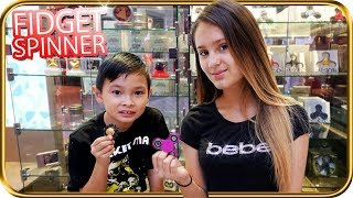 FIDGET SPINNER Toy Hunt at Shopping Mall #11, Rare Bike Chain Spinner – TigerBox HD