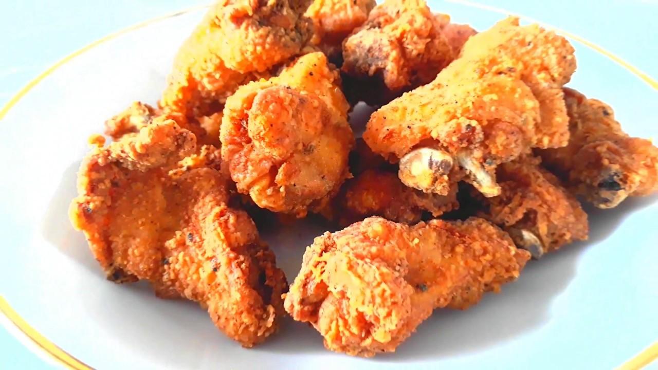 Real Kfc Crispy Fried Chicken Wings Recipe Gordon Ramsay Need To