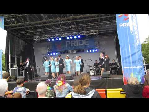 Jet Set - Catch Me If You Can, Live @ Pride Glasgow