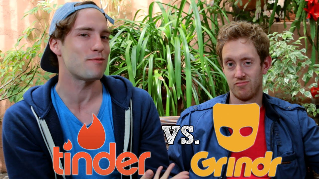 Tinder and grindr