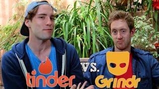 Tinder vs. Grindr | Openly Jake